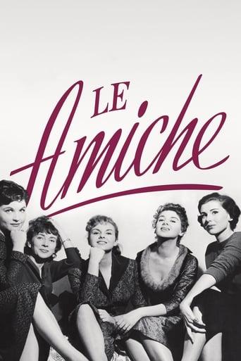 Poster of Le Amiche