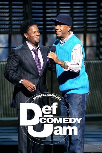 Poster of Def Comedy Jam