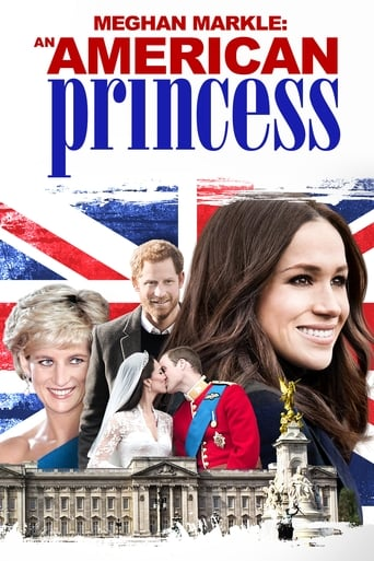 Poster of Meghan Markle: An American Princess