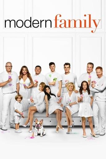Poster of Modern Family