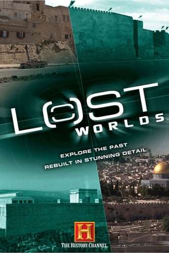 Poster of Lost Worlds