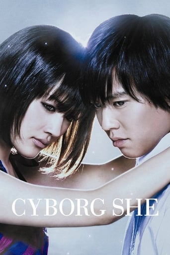 Poster of Cyborg She