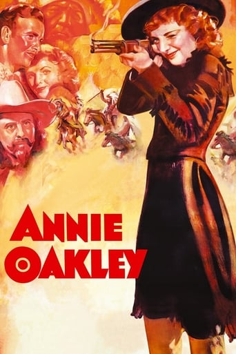 Poster of Annie Oakley