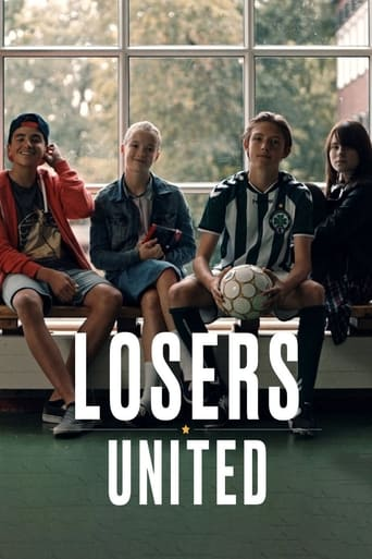 Poster of Losers United