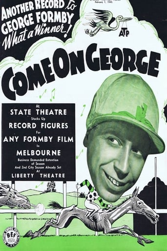 Poster of Come on George!