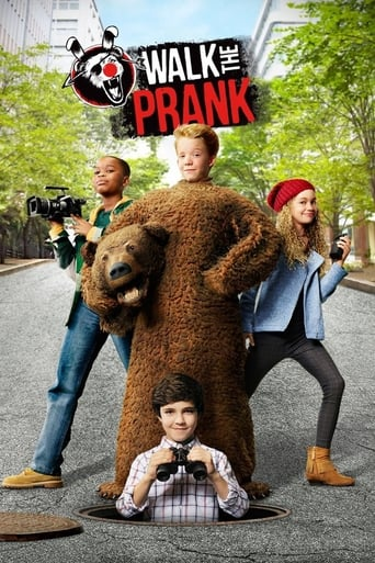 Poster of Walk the Prank
