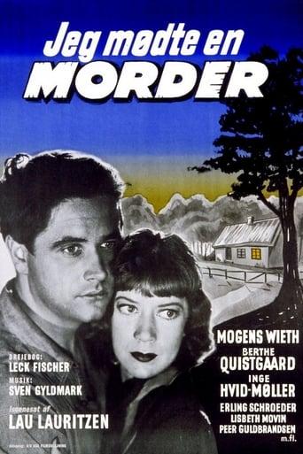 Poster of Jeg mødte en morder