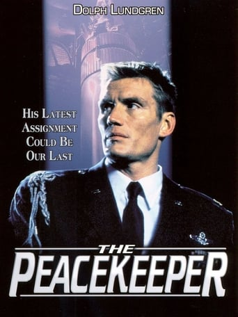 Poster of The Peacekeeper