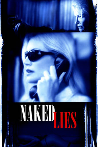 Poster of Naked Lies