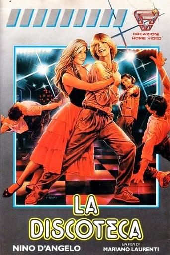 Poster of La discoteca