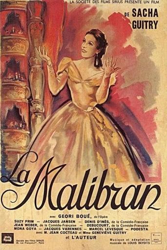 Poster of La Malibran