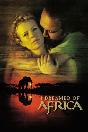 Poster of I Dreamed of Africa