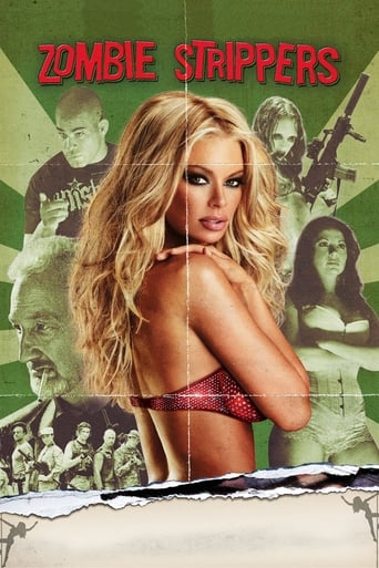 Poster of Zombie Strippers!