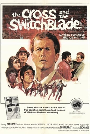 Poster of The Cross and the Switchblade
