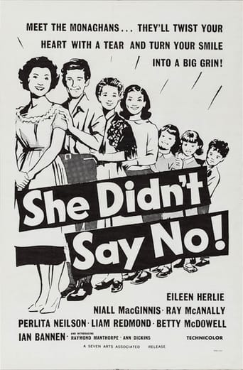 Poster of She Didn't Say No!