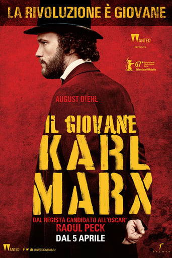 Poster of Il giovane Karl Marx