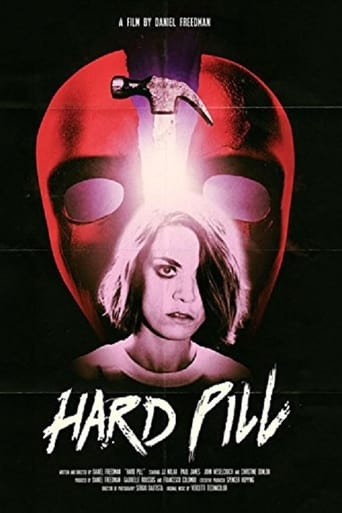 Poster of Hard Pill