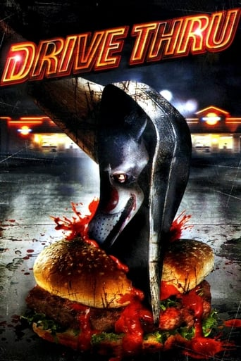 Poster of Drive Thru