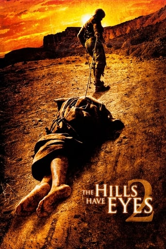 Poster of The Hills Have Eyes 2