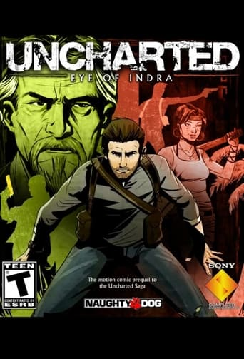 Poster of Uncharted: Eye of Indra