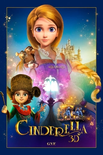 Poster of Cinderella and the Secret Prince