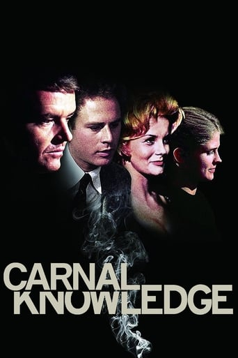 Poster of Carnal Knowledge
