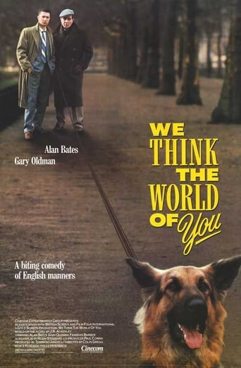 Poster of We Think the World of You