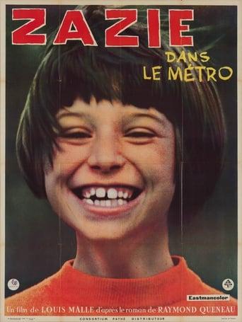 Poster of Zazie dans le Métro