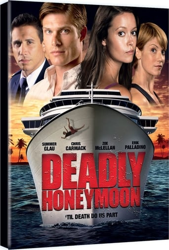 Poster of Deadly Honeymoon