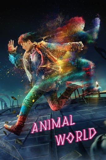Animal World poster