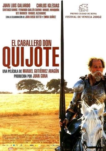 Poster of Don Quixote, Knight Errant