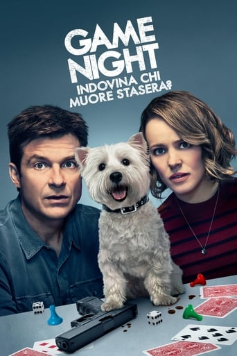 Poster of Game Night - Indovina chi muore stasera?