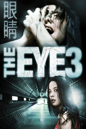 Poster of The Eye 3: Infinity