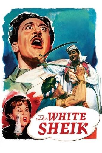Lo sceicco bianco Poster
