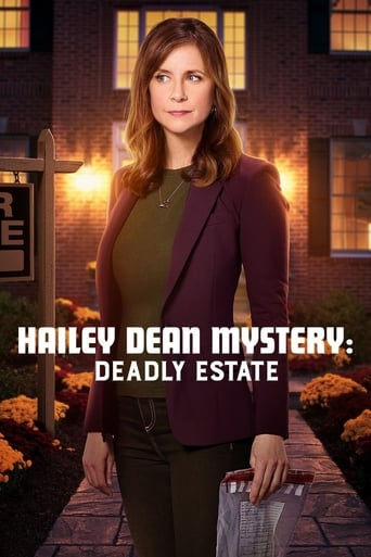Hailey Dean Mystery: Deadly Estate poster