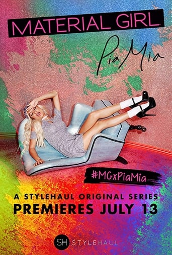 Poster of Material Girl: Pia Mia