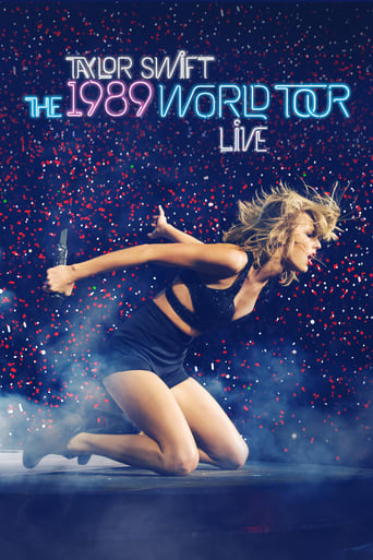 Taylor Swift: The 1989 World Tour - Live poster