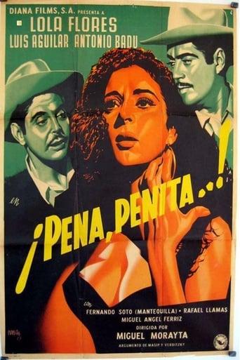 Poster of ¡Ay, pena, penita, pena!