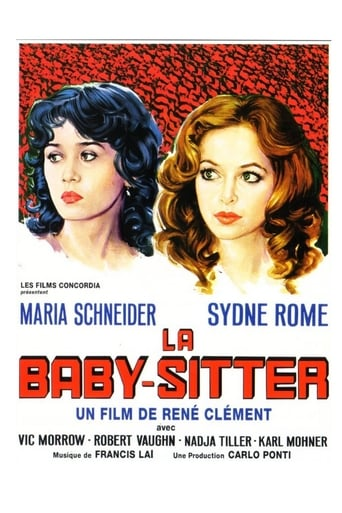 Poster of The Baby Sitter