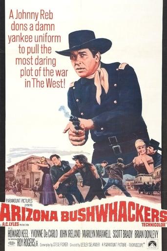 Poster of Arizona Bushwhackers