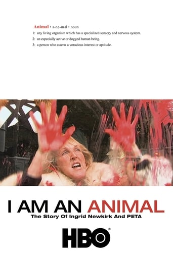 Poster of I Am an Animal: The Story of Ingrid Newkirk and PETA