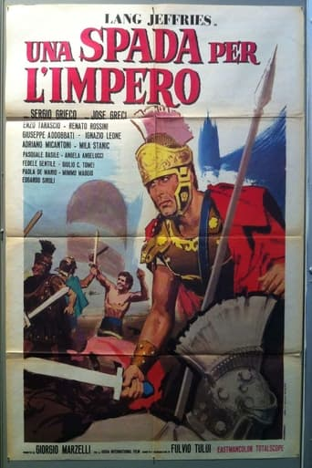 Poster of Sword of the Empire