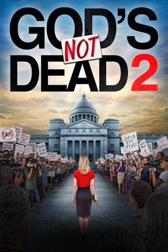 Poster of God's Not Dead 2