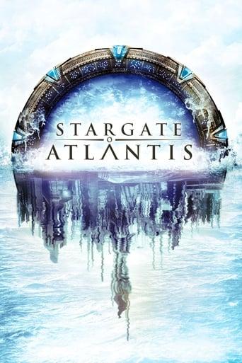 Poster of Stargate Atlantis