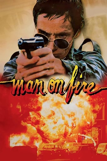 Poster of Man on Fire