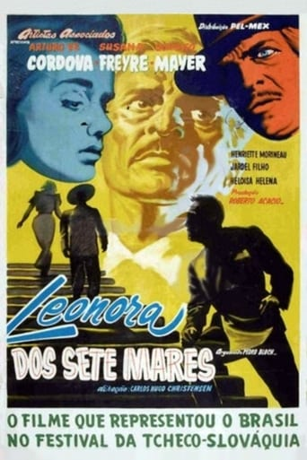 Poster of Leonora dos Sete Mares