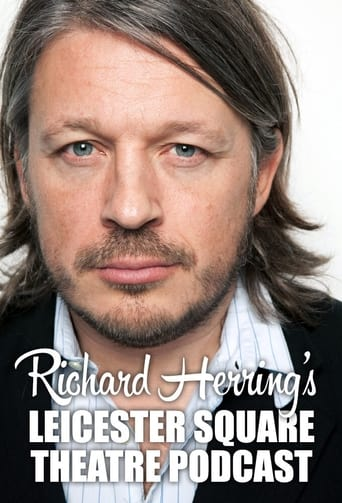 Poster of Richard Herring's Leicester Square Theatre Podcast