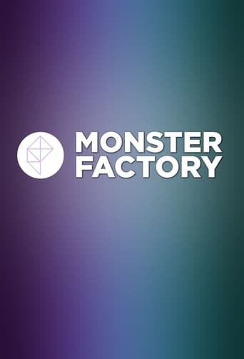Poster of Monster Factory