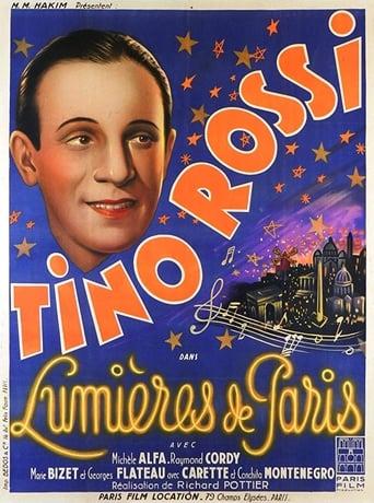 Poster of Lumières de Paris