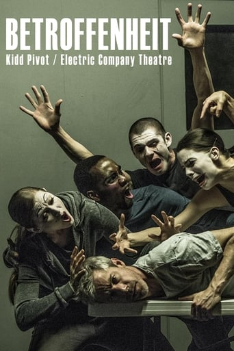 Poster of Betroffenheit from Sadler's Wells